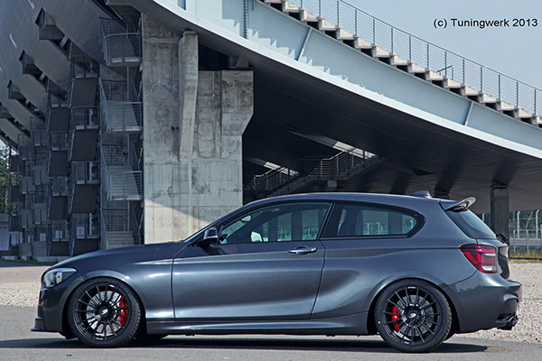bmw tuning bmw m135i rs tuningwerk. Black Bedroom Furniture Sets. Home Design Ideas